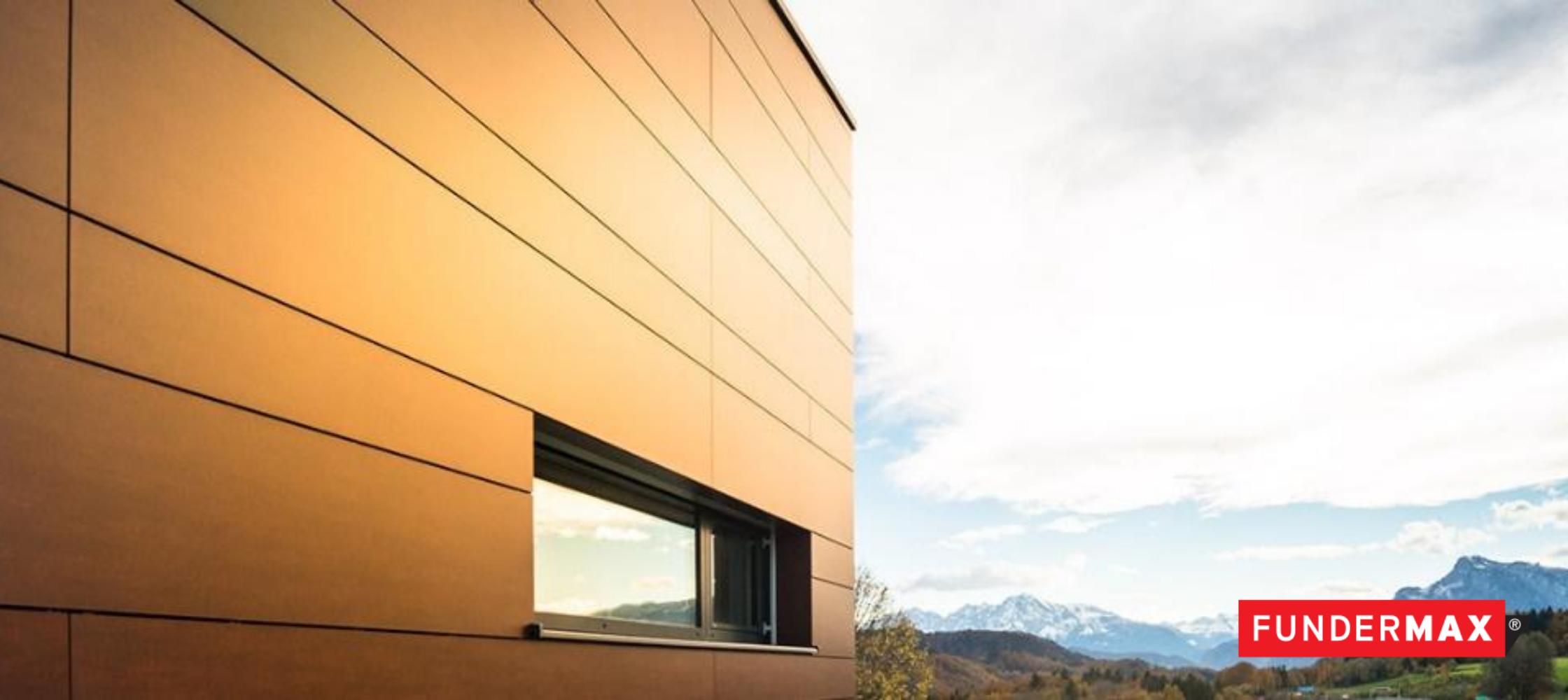 Three Benefits of Using Exterior Phenolic Panels